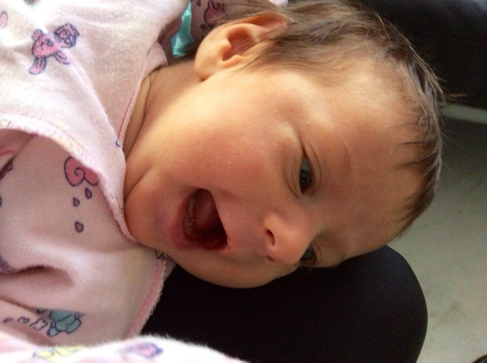День защиты детей Соня открыла рот