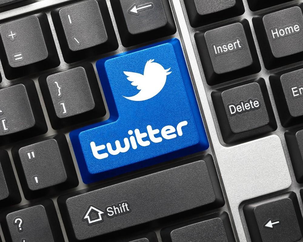 Enter Twitter