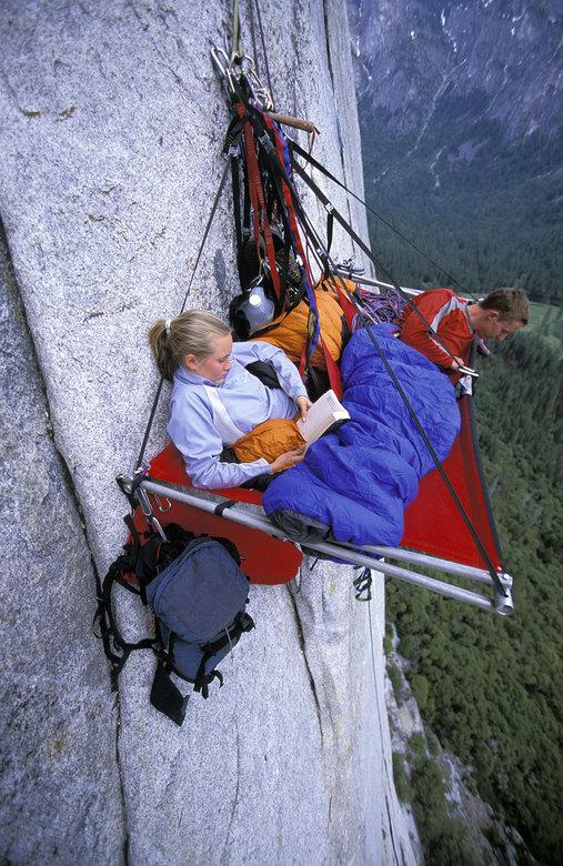 Альпинисты - самый читающий народ в мире