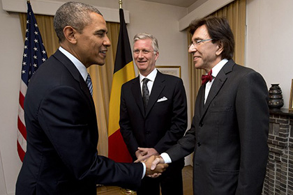 Обама и ди Рупо спор на пиво