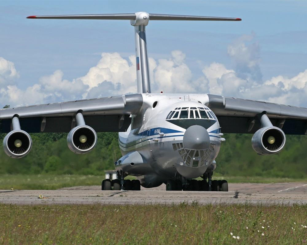 Падение самолёта под Луганском 2