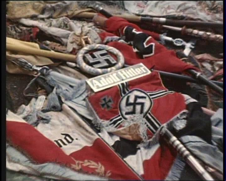 Парад победы 24 июня 1945 года штандарт