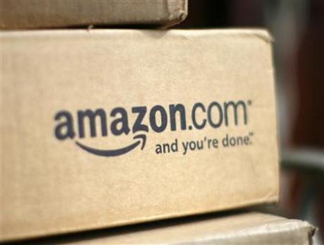 Покупки на Amazon через Твиттер 2