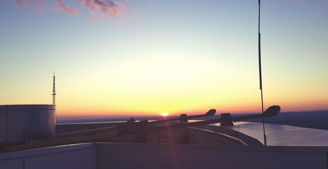 Рассвет в Перми 22 июня 2014 3