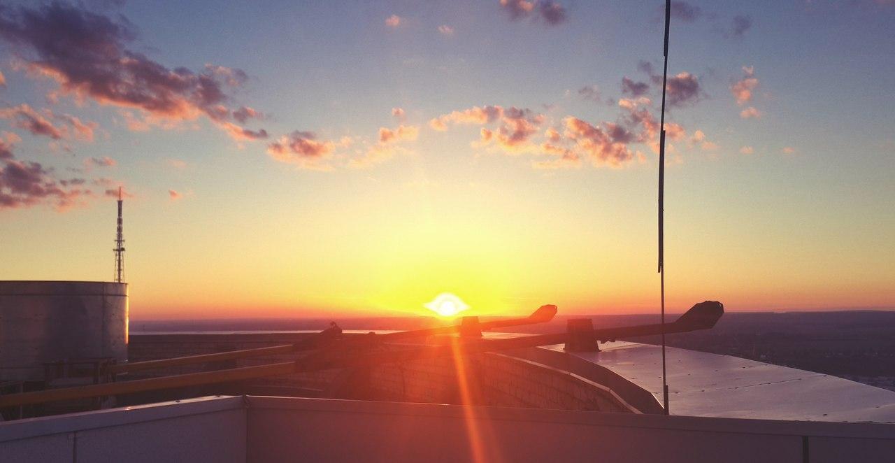 Рассвет в Перми 22 июня 2014 6