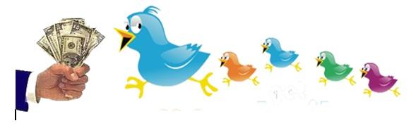 Реклама в Твиттере 1