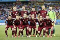 Россия - Корея команда мини