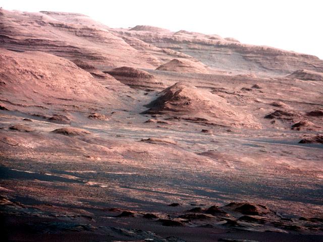 Селфи марсохода Curiosity 3