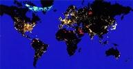Твиты на карте 2