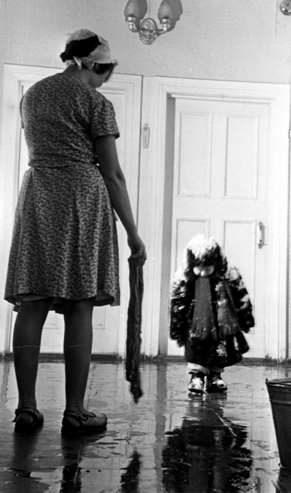«Догулялся». 1960 год. © Николай Хорунжий