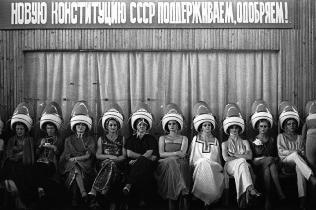 «Экипаж». Москва, 1980 год © Юрий Абрамочкин