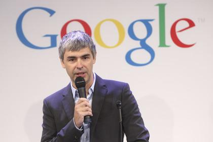 Ларри Пейдж Google