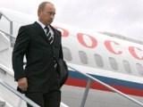 Newsweek про Путина самолет