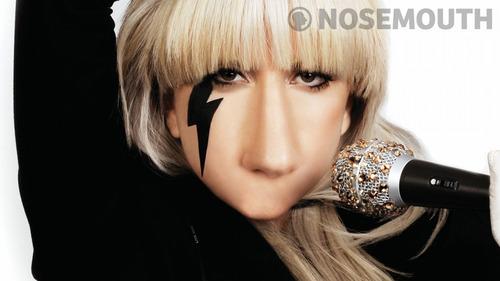 Носорот Lady Gaga