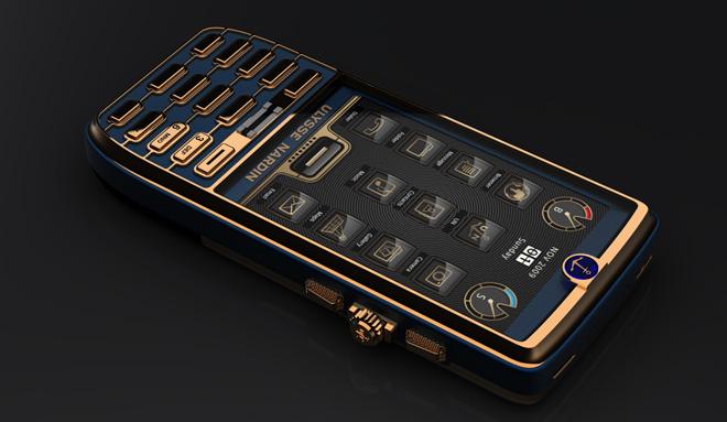 Самые дорогие телефоны в мире Ulysse Nardin