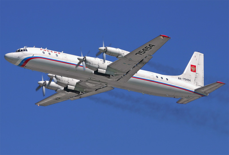 События 4 июля Ил-18
