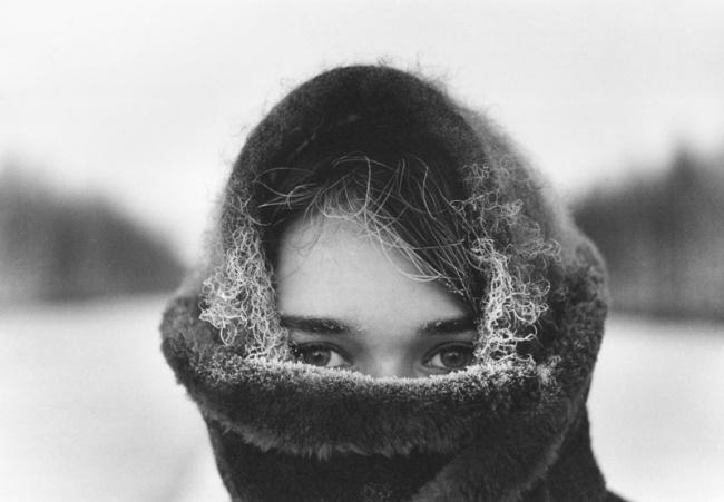 «Зима». 1965 год. © Юрий Луньков