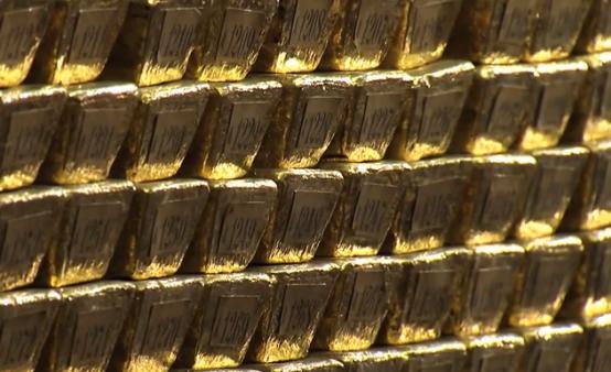 Золото Бундесбанка