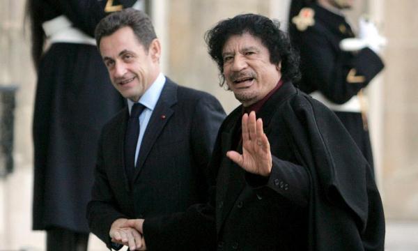 Арестован Саркози