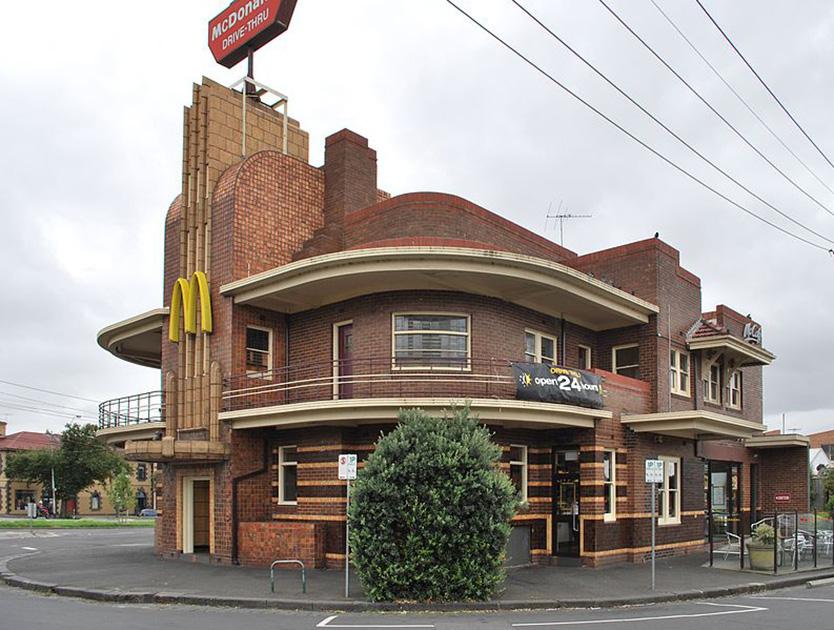 McDonald's 7