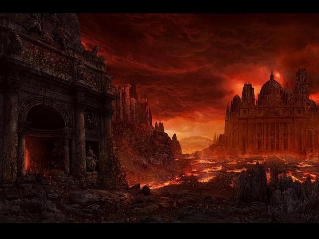 Климатический адъ