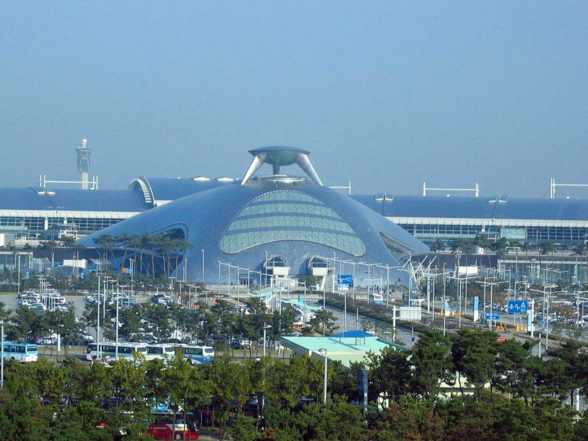 Аэропорт Инчхон (Южная Корея)
