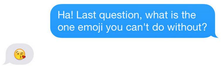 Джули Бишоп emoji 9