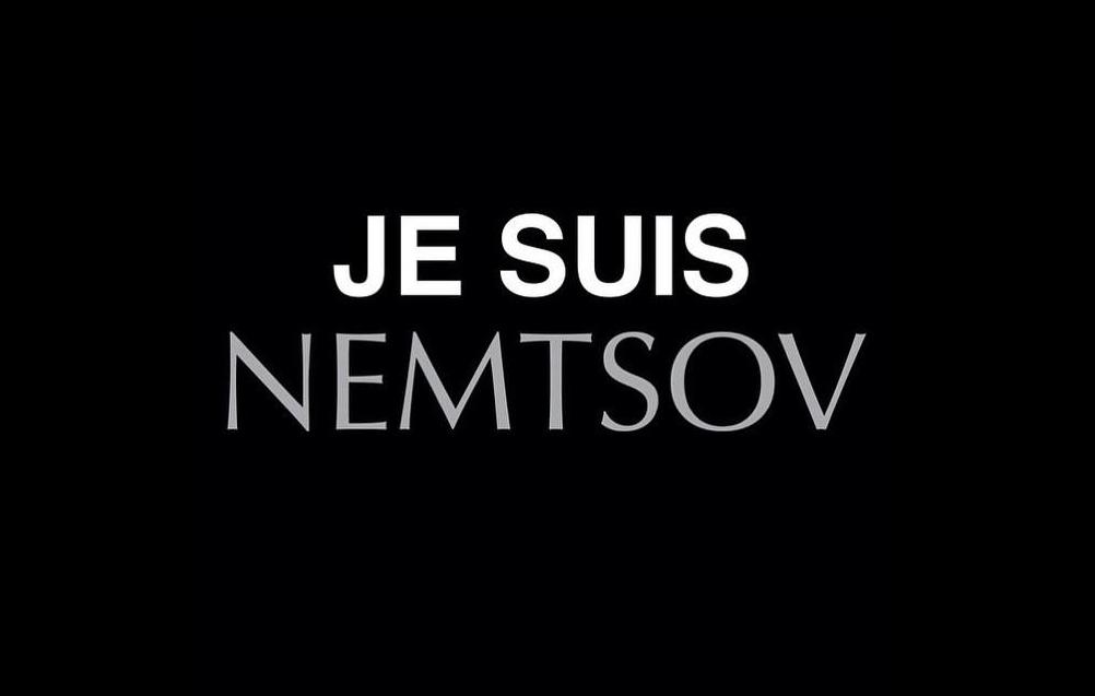 Je suis Nemtsov