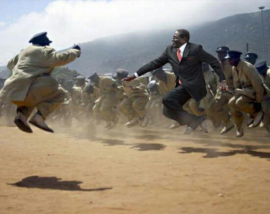 Мугабе споткнулся 3
