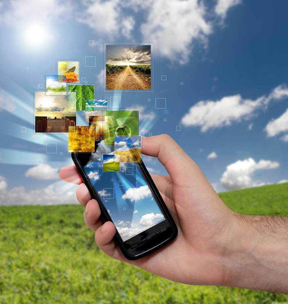 Мобильный шаринг