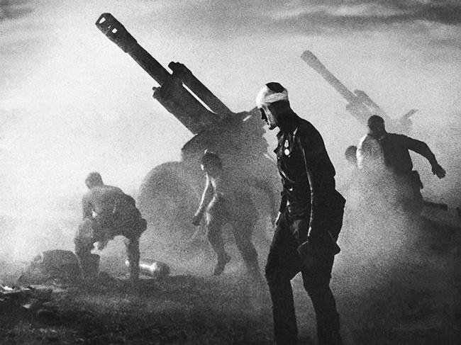 День Победы Эммануил Евзерихин Беларусь 1944