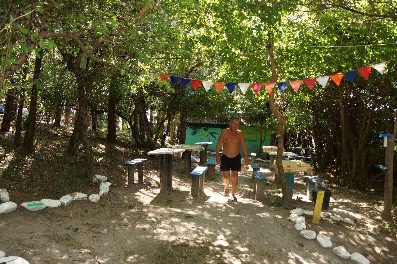 грекова щель 11 лагерь