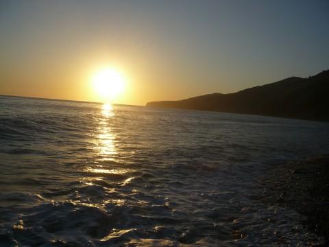 грекова щель 30 рассвет