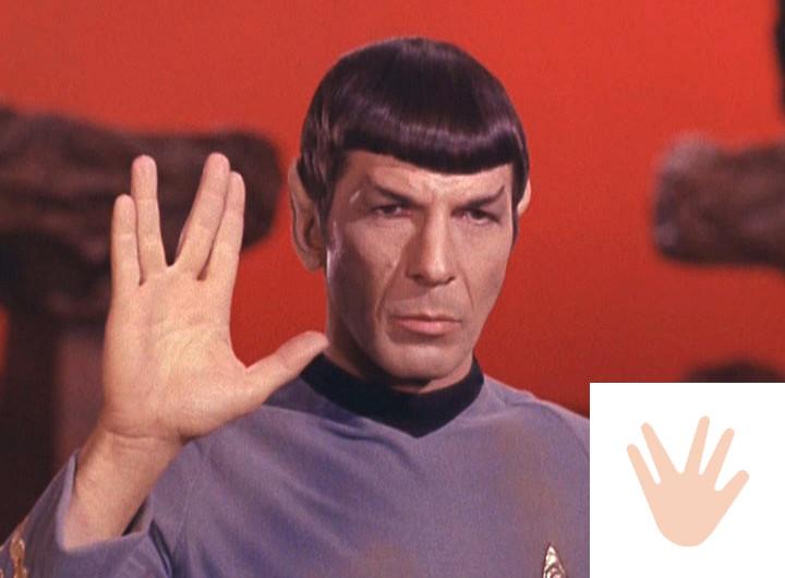 средний палец 6