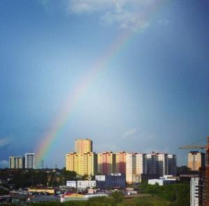 голева 13а квартира вид на город