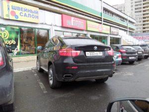 Тройки Игоря Лугового BMW X6