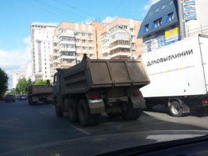 Тройки Игоря Лугового Камаз