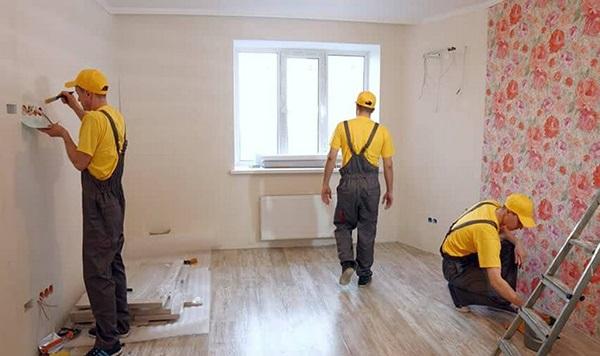 заказать ремонт квартир на сайте фирмы АСК Триан